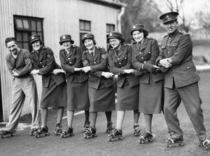 AUXILIARY TERRITORIAL SERVICE, 1940