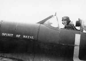 NAMED AIRCRAFT 'SPIRIT OF NATAL'