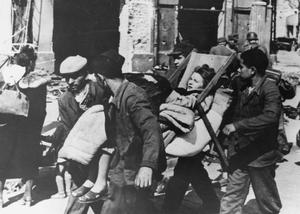 THE WARSAW UPRISING, 01.08. - 02.10.1944