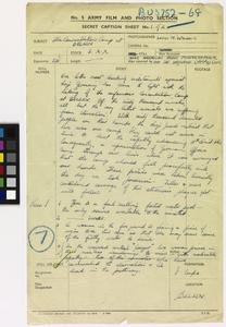THE LIBERATION OF BERGEN-BELSEN CONCENTRATION CAMP, APRIL 1945