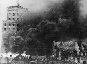 THE WARSAW UPRISING, AUGUST-OCTOBER 1944