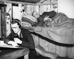 THE OBSERVER CORPS, 1940