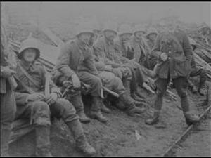 FIGHTING IN FLANDERS : with the Australian Imperial Forces on the Western Front [Main Title]