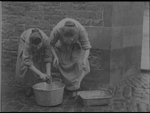 THE WAR WOMEN OF ENGLAND [Main Title]