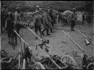 SCENES ON THE WESTERN FRONT [Main Title]