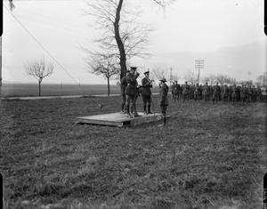 THE BRITISH ARMY IN FLANDERS DURING THE FIRST WORLD WAR