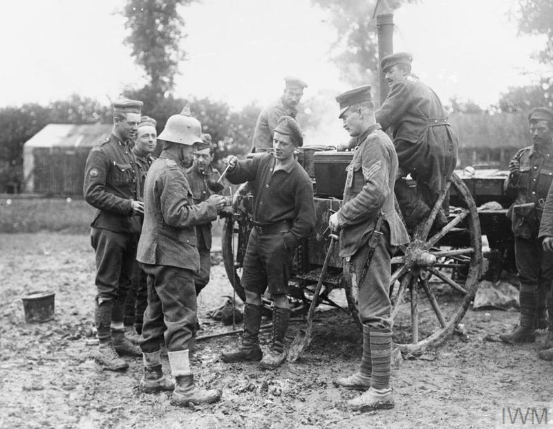 THE CANADIAN EXPEDITIONARY FORCE ON THE WESTERN FRONT, 1915-1918
