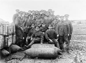 THE ROYAL NAVAL DIVISION ON THE WESTERN FRONT, 1916-1918