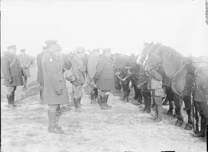 THE CANADIAN ARMY ON THE WESTERN FRONT, 1914-1918