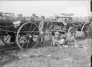 THE REST AND RECREATION ON THE WESTERN FRONT, 1914-1918