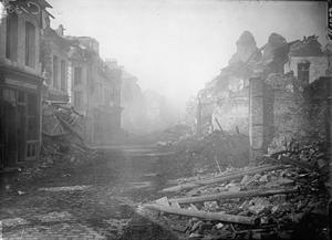 THE GERMAN WITHDRAWAL TO THE HINDENBURG LINE, MARCH-APRIL 1917