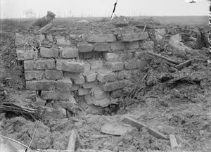 BATTLE OF MESSINES, JUNE 1917