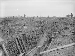 BATTLE OF MESSINES, JUNE 1917