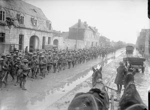 THE BATTLE OF ARRAS, APRIL - MAY 1917