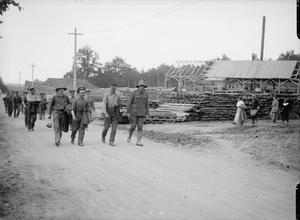 THE CANADIAN EXPEDITIONARY FORCE ON THE WESTERN FRONT, 1914-1918