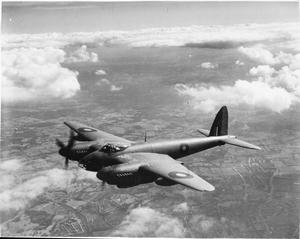 AIRCRAFT OF THE ROYAL AIR FORCE, 1939-1945: DE HAVILLAND DH.98 MOSQUITO.