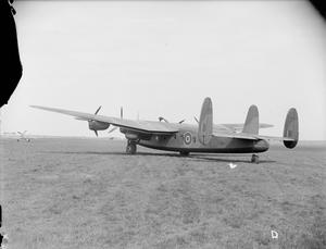AIRCRAFT OF THE ROYAL AIR FORCE 1939-1945: AVRO 685 YORK.