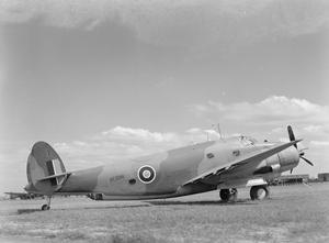 AMERICAN AIRCRAFT IN RAF SERVICE 1939-1945: LOCKHEED V-146 VENTURA.