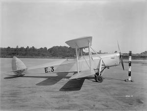 INTER WAR BRITISH AIRCRAFT