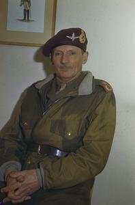 FIELD MARSHAL SIR BERNARD MONTGOMERY, 1944