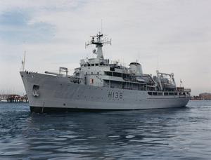 HMS HERALD