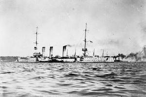THE IMPERIAL GERMAN NAVY DURING THE FIRST WORLD WAR