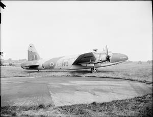 AIRCRAFT OF THE ROYAL AIR FORCE, 1939-1945: VICKERS WELLINGTON.
