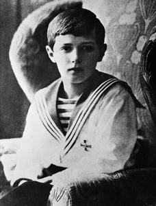 THE RUSSIAN TSAREVICH (1904 - 1918)