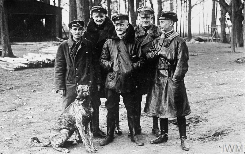 Manfred Von Richthofen S Dog Names