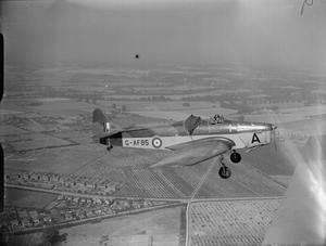 AIRCRAFT OF THE ROYAL AIR FORCE 1939-1945: MILES M.14 MAGISTER.
