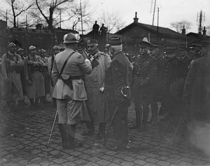 ROYAL VISITS TO THE WESTERN FRONT, 1914-1918