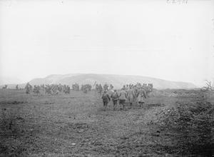 THE BATTLE OF CAMBRAI, NOVEMBER - DECEMBER 1917