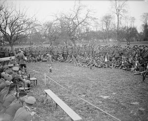 REST AND RELAXATION IN THE BRITISH ARMY ON THE WESTERN FRONT, 1914-1918