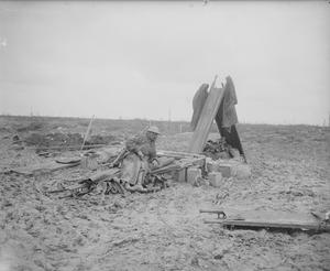 The battle of Ginchy. September 1916 © IWM (Q 4257)