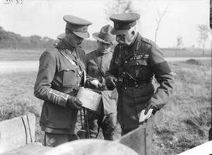 THE ROYAL VISITS TO THE WESTERN FRONT DURING THE FIRST WORLD WAR