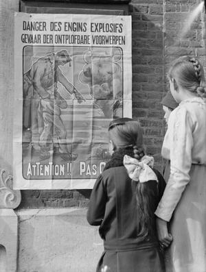 BELGIUM AFTER THE LIBERATION, 1918-1919