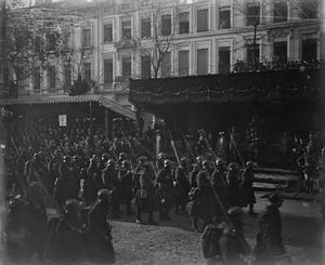 THE LIBERATION OF BELGIUM, NOVEMBER 1918