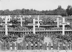 THE BRITISH PRISONERS OF WAR IN GERMAN CAPTIVITY, 1914-1918