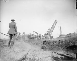 THE BRITISH ARMY AT THE BATTLE OF THE MENIN ROAD RIDGE