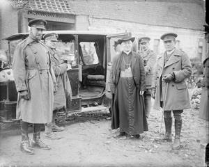 THE OFFICIAL VISITS TO THE WESTERN FRONT, 1914-1918