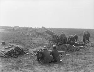 THE HUNDRED DAYS OFFENSIVE, AUGUST-NOVEMBR 1918