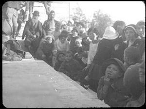 JEWISH COLONIES IN PALESTINE : Rishon Le Zion [Main Title]