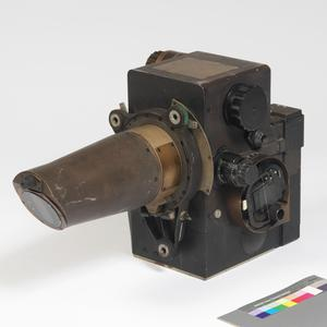 Lotfernrohr Lofte 7 D-1 bombsight, German