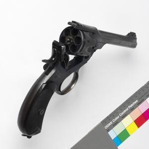 Webley .455 Mark 5 (V military)