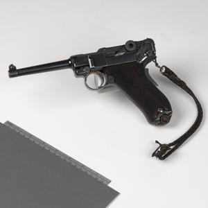 Parabellum, Old Model, Bulgarian & Luger