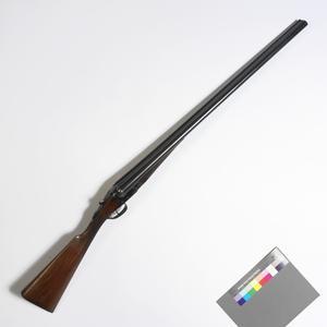 G.Boot double-barrelled 12 Bore shotgun