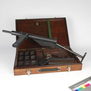 Carbine, Machine, Sten, 9mm Mk 2