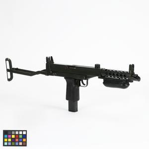 Cobra Mk1 pistol-carbine