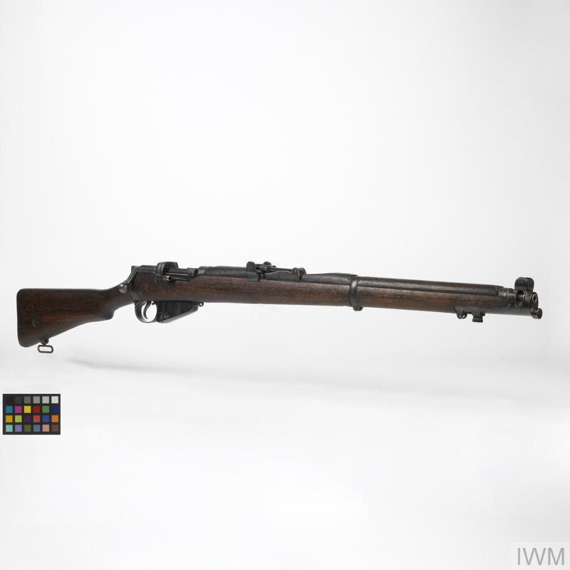 summary lee enfield rifle The lee-enfield series of rifles was born in 1895 as a marriage between the  james paris lee designed magazine and bolt action, and enfield pattern rifling.