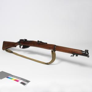 Rifle, Short, Magazine, Lee Enfield, .303 inch, Mk 3*, sling